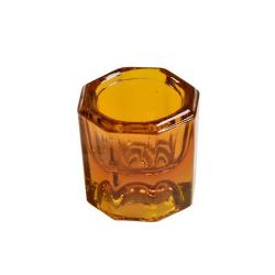 Bicchierino dappen in vetro