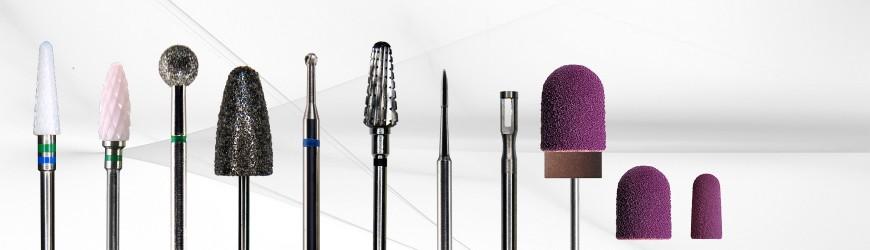 Capsule abrasive e mandrini