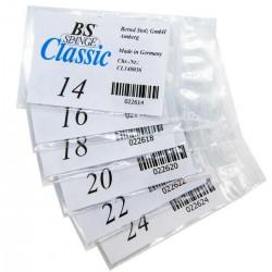 BARRETTE B/S SPANGE CLASSIC