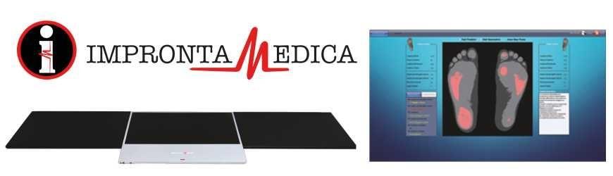 Pedane Baropodometriche Impronta Medica