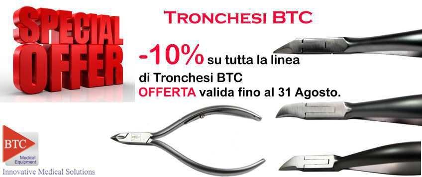 Tronchesi linea BTC