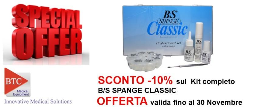Kit completo B/S Spange Classic
