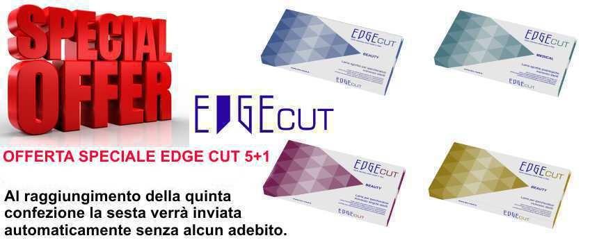 EDGE CUT