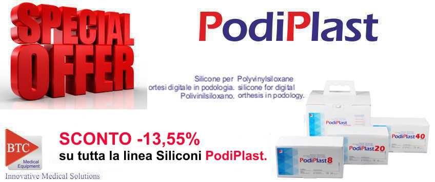 Siliconi PodiPlast