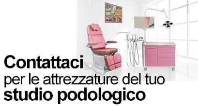 Attrezzature studio podologico
